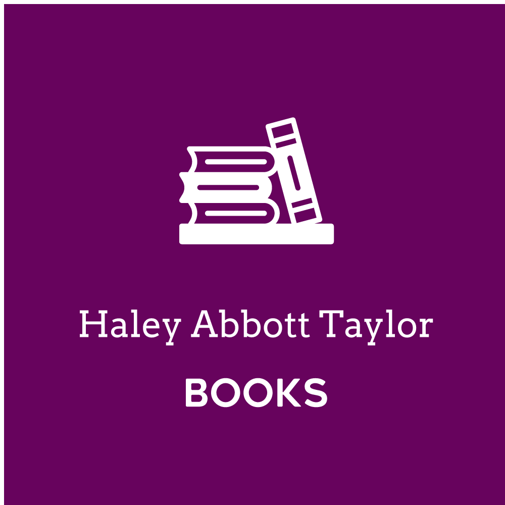Haley Abbott Taylor Books